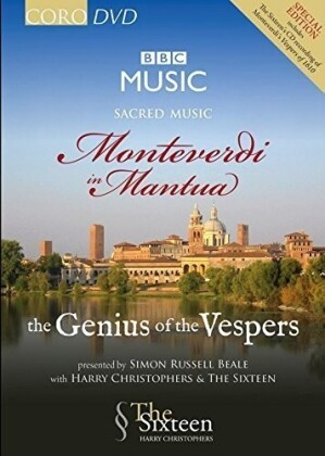 Monteverdi in Mantua - The Genius of the Vespers (2015) (Edizione Speciale, DVD + CD)