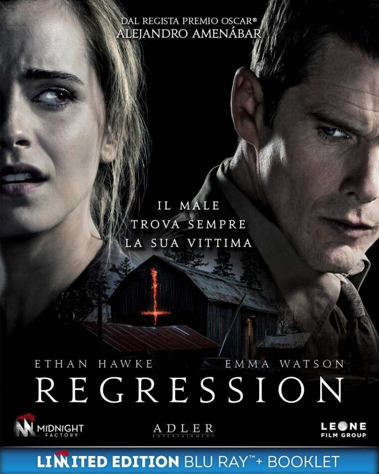 Regression (2015) (Edizione Limitata)