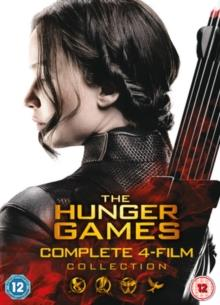 The Hunger Games - Complete 4-Film Collection (4 DVDs)
