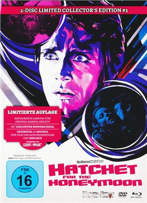 Hatchet for the Honeymoon (1970) (Cover A, Limited Edition, Mediabook, Blu-ray + DVD)