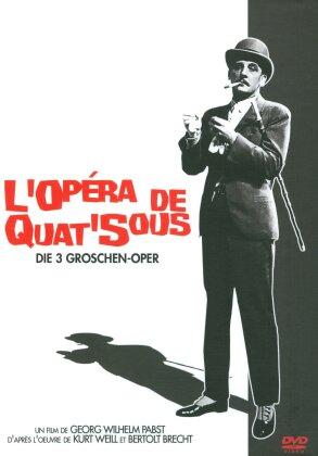L'Opéra de quat'sous (1931) (Restaurée, s/w)