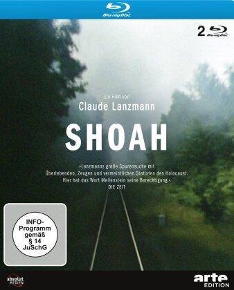 Shoah (1985) (Arte Edition, Restaurierte Fassung, 2 Blu-rays)