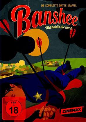 Banshee - Staffel 3 (4 DVDs)