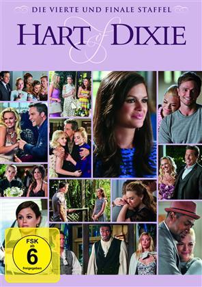 Hart of Dixie - Staffel 4 - Die finale Staffel (2 DVDs)