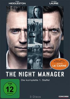 The Night Manager - Staffel 1 (3 DVDs)