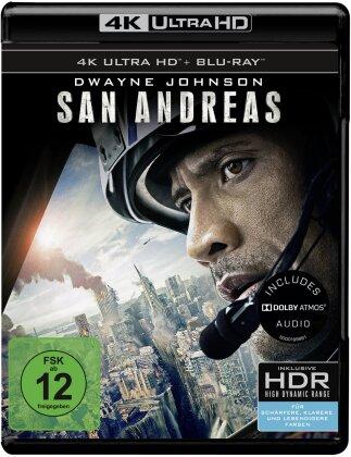 San Andreas (2015) (4K Ultra HD + Blu-ray)