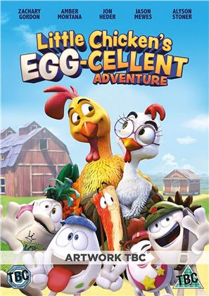 Little Chicken's Egg-cellent Adventure (2015)