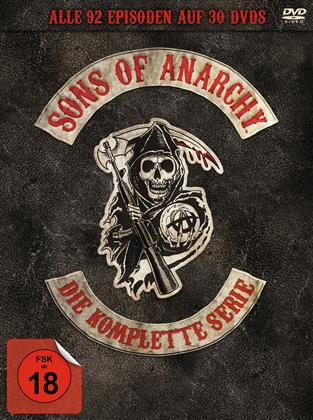 Sons of Anarchy - Die komplette Serie (30 DVDs)