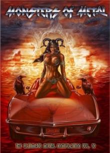 Various Artists - Monsters of Metal Vol. 10 (Mediabook, Blu-ray + 2 DVDs)
