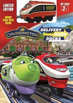 Chuggington - Delivery Dash At The Docks (Bonus Pack with Train, Limited Edition)