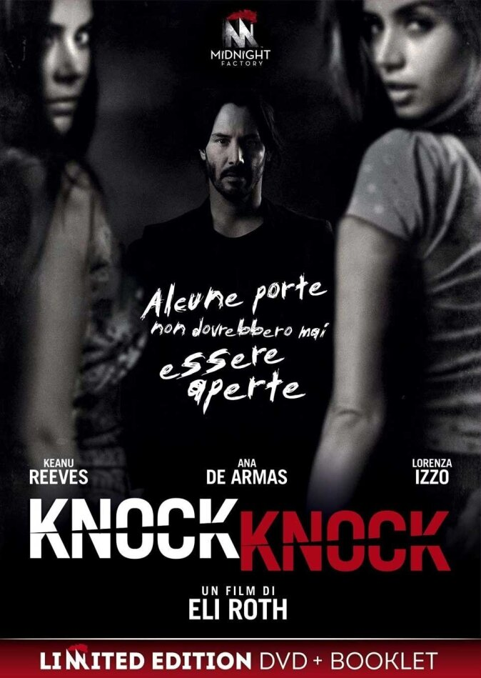 Knock Knock (2015) (Limited Edition)