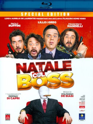 Natale col boss (2015) (Special Edition)