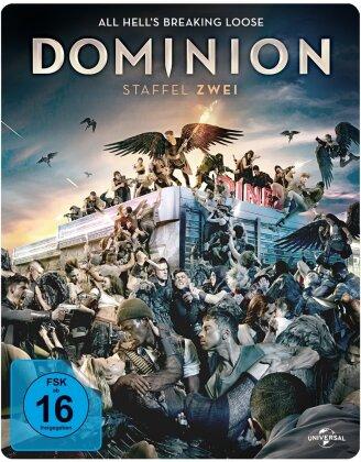 Dominion - Staffel 2 (3 Blu-rays)