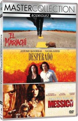 Rodriguez Collection - El Mariachi / Desperado / C'era una volta in Messico (Master Collection, 3 DVD)