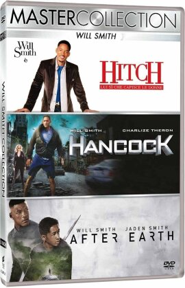 Hollywood Star Collection - Hitch / Hancock / After Earth (Master Collection, 3 DVDs)
