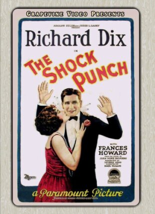Shock Punch (1925) - Shock Punch (1925) (Silent) (1925) (s/w)