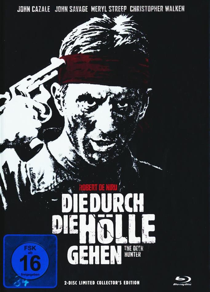 Die durch die Hölle gehen (1978) (Cover A, Limited Collector's Edition, Mediabook, Blu-ray + DVD)