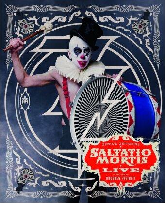 Saltatio Mortis - Zirkus Zeitgeist - Live aus der grossen Freiheit (DVD + CD)