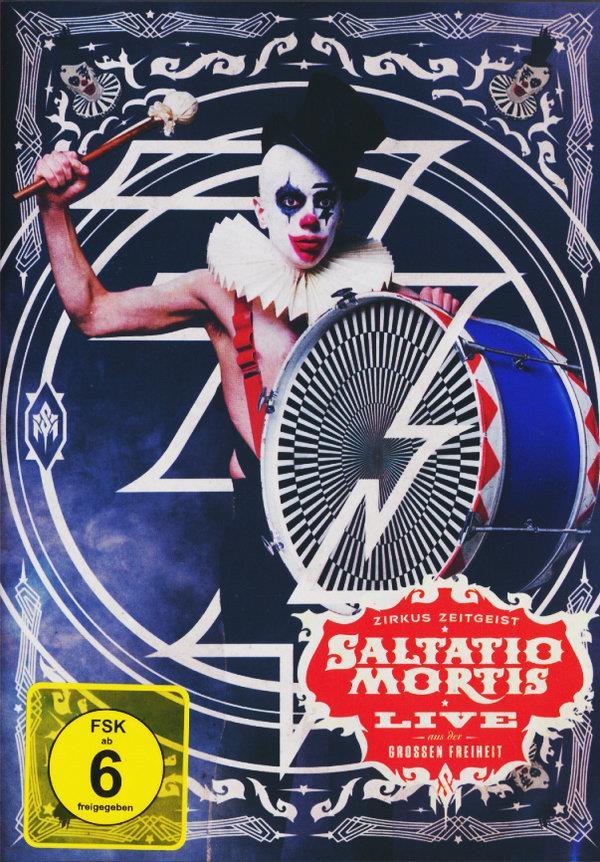 Saltatio Mortis - Zirkus Zeitgeist - Live aus der grossen Freiheit