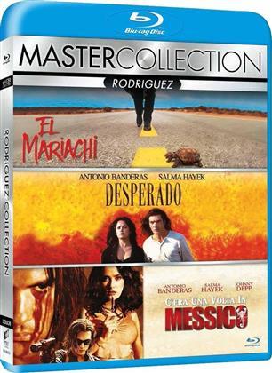 El Mariachi Collection - El Mariachi / Desperado / C'era una volta in Messico (Master Collection, 3 Blu-ray)