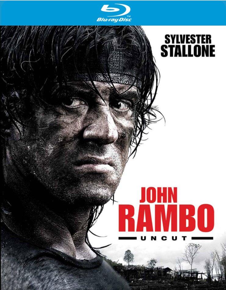 John Rambo (2008) (Limited Edition, Uncut)