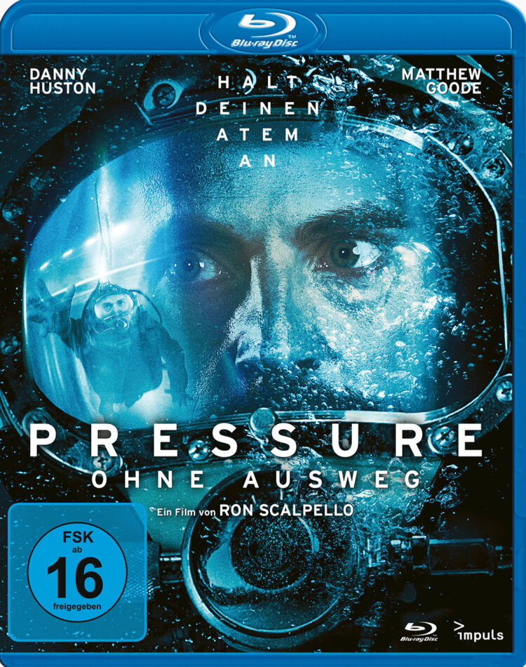 Pressure - Ohne Ausweg (2015)