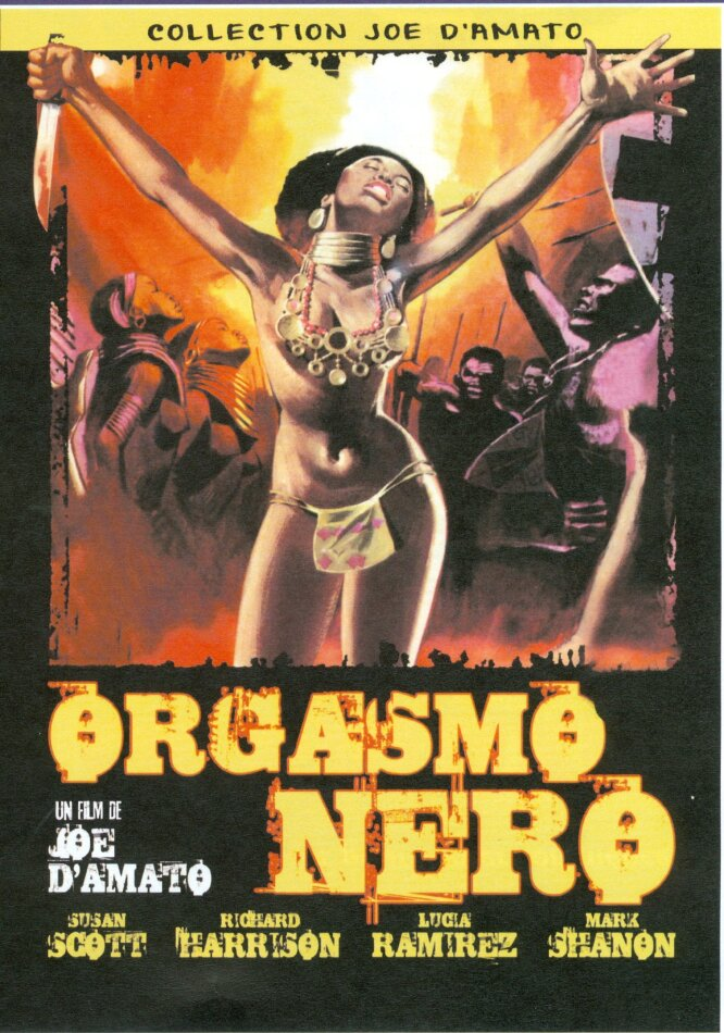 Orgasmo Nero (1980) (Collection Joe D'Amato, Uncut)