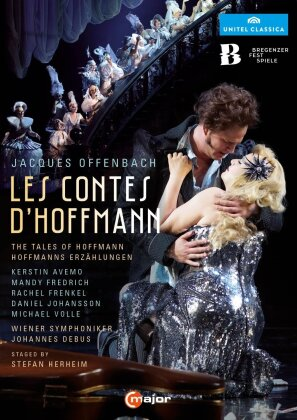 Wiener Symphoniker, Johannes Debus, … - Offenbach - Les contes d'Hoffmann (C Major, Unitel Classica, 2 DVDs)