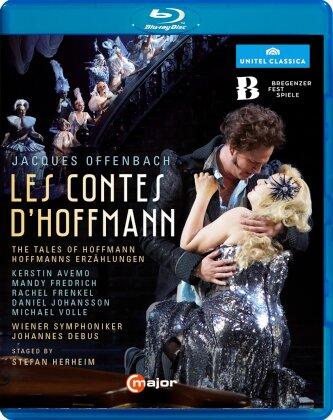 Wiener Symphoniker, Johannes Debus, … - Offenbach - Les contes d'Hoffmann (Unitel Classica, C Major, Bregenzer Festspiele)
