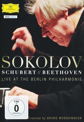 Grigory Sokolov - Schubert / Beethoven - Live at the Berlin Philharmonie (Deutsche Grammophon, Idéale Audience)