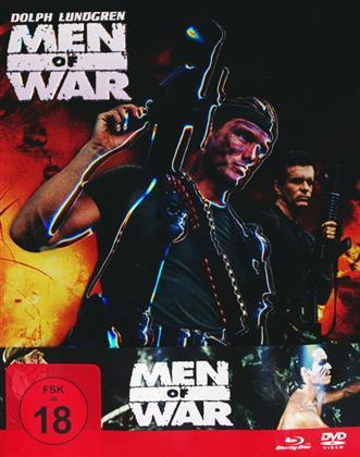 Men of War (1994) (FuturePak, Blu-ray + 2 DVDs)