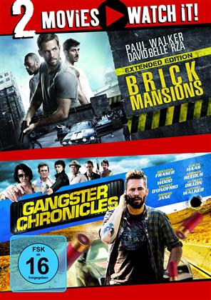 Brick Mansions / Gangster Chronicles (2 DVDs)