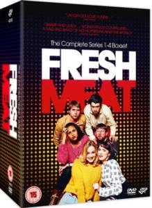 Fresh Meat - Complete Series 1-4 (8 DVDs)