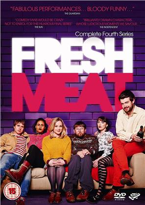 Fresh Meat - Season 4 (2 DVDs)