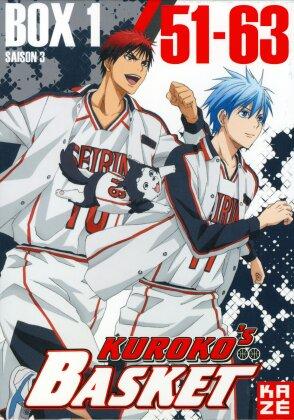 Kuroko's Basket - Saison 3 - Box 1 (3 DVDs)