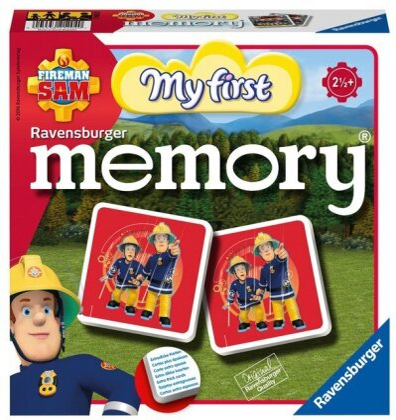 Fireman Sam - My first memory