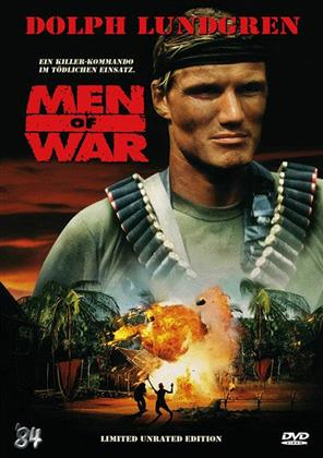 Men of War (1994) (Limited Unrated Edition, Hartbox)