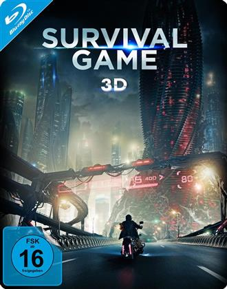 Survival Game (2016) (Steelbook)