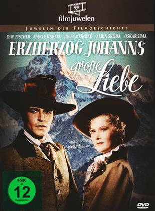 Erzherzog Johanns grosse Liebe (1950) (Filmjuwelen, n/b)