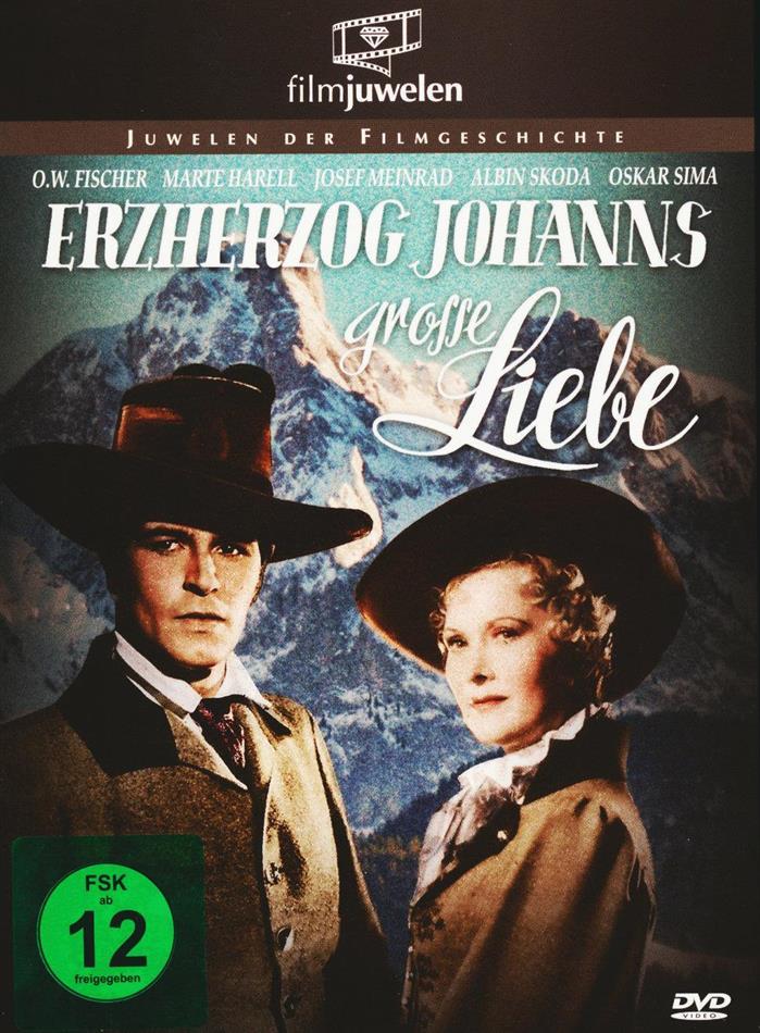 Erzherzog Johanns grosse Liebe (1950) (Filmjuwelen, s/w)