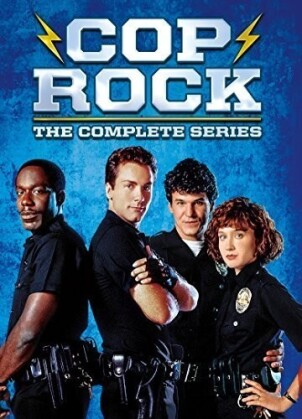 Cop Rock - The Complete Series (3 DVDs)