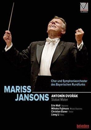 Bayerisches Rundfunkorchester, Mariss Jansons, … - Dvorák - Stabat Mater (Belvedere, Lucerne Festival)