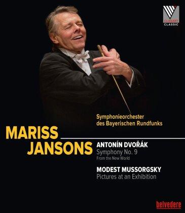 Bayerisches Rundfunkorchester & Mariss Jansons - Dvorák / Mussorgsky (Belvedere)