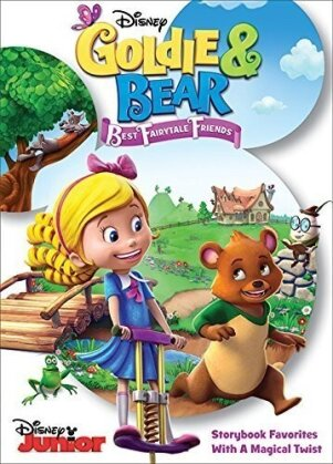 Goldie & Bear - Best Fairytale Friends