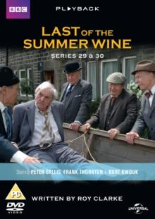 Last of the Summer Wine - Series 29 & 30 (4 DVDs)