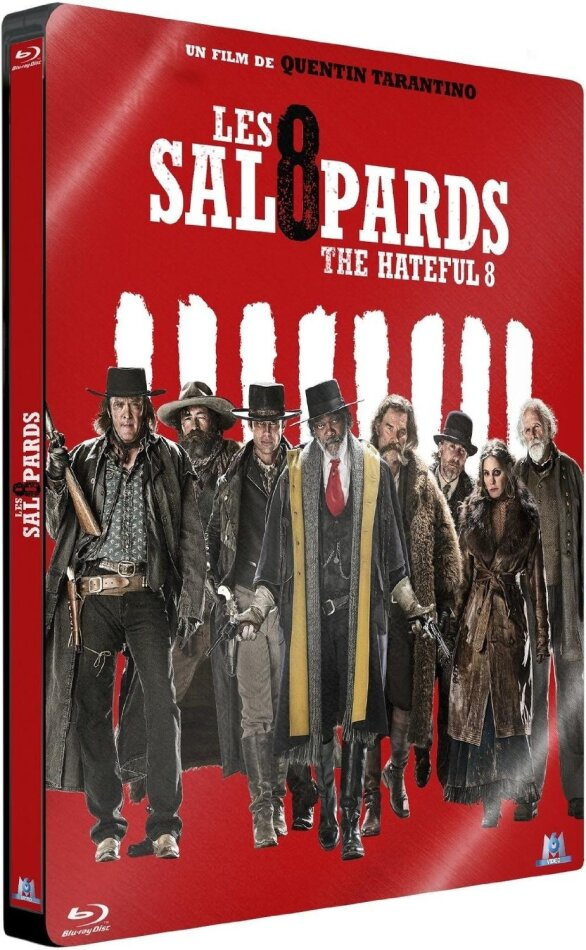 Les 8 Salopards (2015) (Limited Edition, Steelbook)