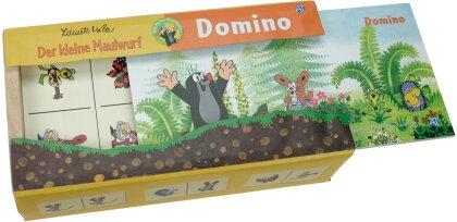 Der kleine Maulwurf - Holz-Domino