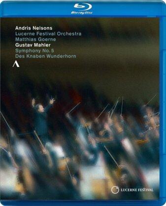 Lucerne Festival Orchestra, Andris Nelsons, … - Mahler - Symphony No. 5 / Des Knaben Wunderhorn (Accentus Music)