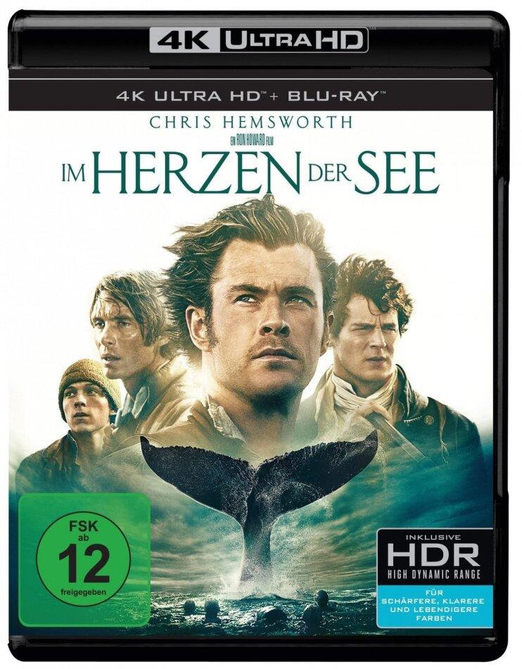 Im Herzen der See (2015) (4K Ultra HD + Blu-ray)