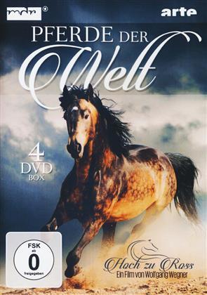 Pferde der Welt (4 DVDs)